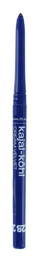 2B Cosmetics Kajal Cream Velvet - 04 China Blue