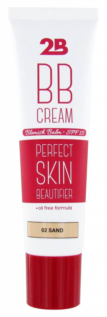 2B Cosmetics BB Cream - 02 Sand