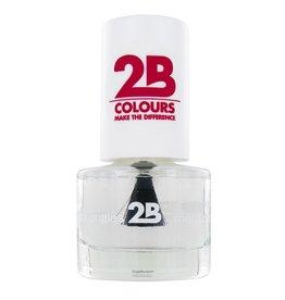 2B Cosmetics VERNIS à ONGLES MEGA COLOURS MINI - 1 Water shine
