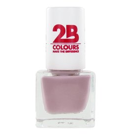 2B Cosmetics NAGELLAK MEGA COLOURS MINI - 60 Love Taupe