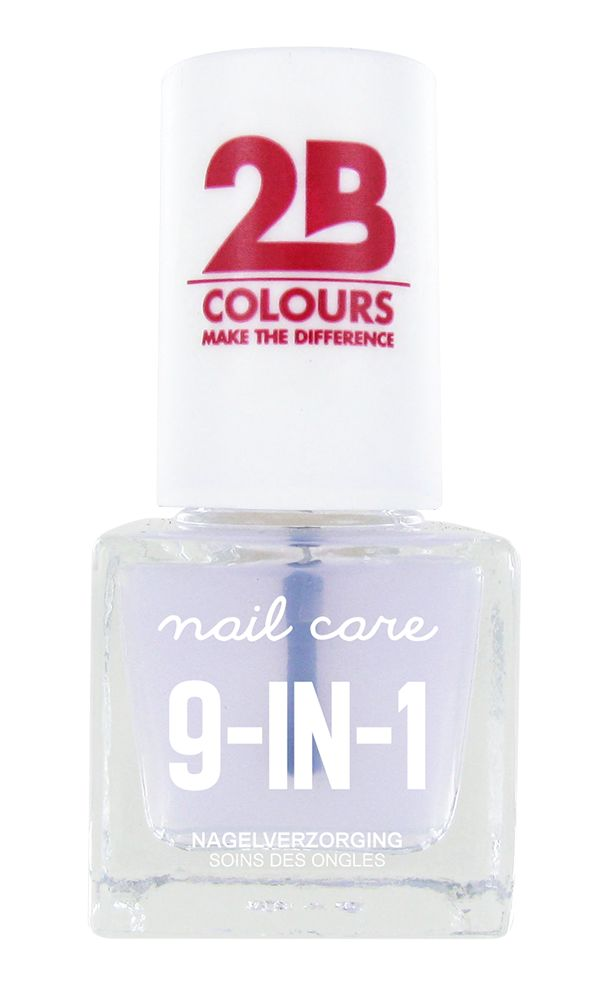 2B Cosmetics NAIL CARE MEGA COLOURS MINI - 69 9-in-1