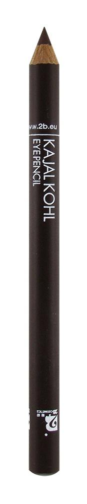 2B Cosmetics Kajal Pencil - 07 Brown