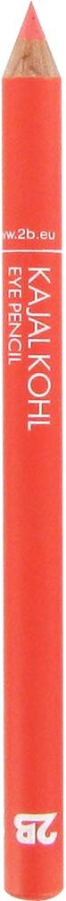 2B Cosmetics Kajal Oogpotlood - 17 Koraal roos