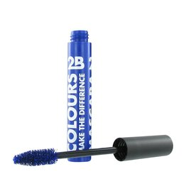 2B Cosmetics Mascara Colours - 02 China blue