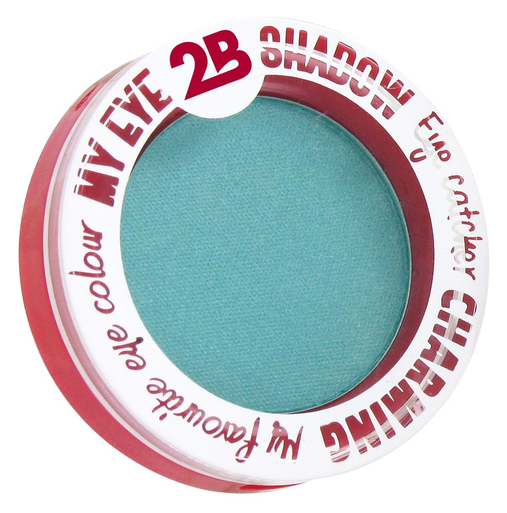 2B Cosmetics MY EYE SHADOW - TURQUOISE GREEN