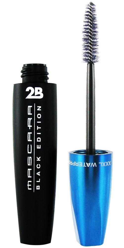 2B Cosmetics Mascara Black Ed. - xxxl waterproof