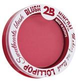 2B Cosmetics BLUSH MINERAL LOLLIPOP 03