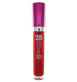 2B Cosmetics LIPGLOSS 3D 04 Groseille