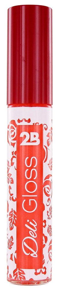 2B Cosmetics DELI GLOSS 05 Flamingo Pink