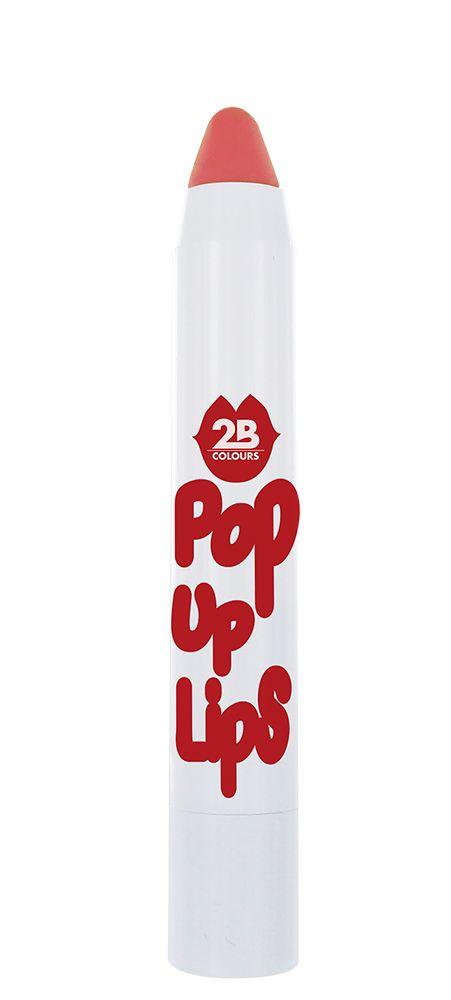2B Cosmetics POP UP LIPS 02 Delicious Grapefruit