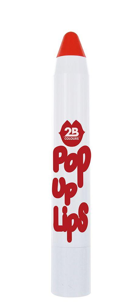2B Cosmetics POP UP LIPS 03 Orange Blossom