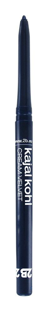 2B Cosmetics Kajal Cream Velvet - 03 Night Blue
