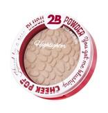 2B Cosmetics Highlighter 01 Silver