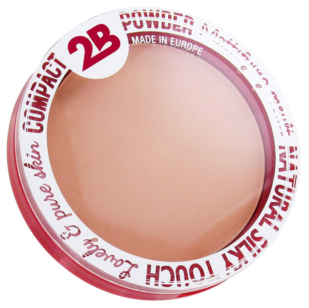 2B Cosmetics Compact Powder 02