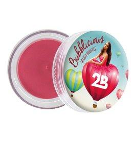 2B Cosmetics Blush Soufflé 01 Bubblicious