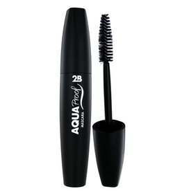 2B Cosmetics Mascara Aqua Proof 01 Black