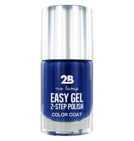 2B Cosmetics Easy gel 2 step polish - Kings Blue