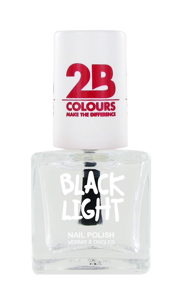 2B Cosmetics Vernis à ongles 622 Blacklight