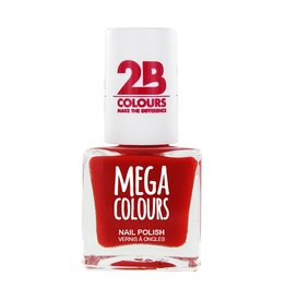 2B Cosmetics Vernis à ongles 652 Red Passion