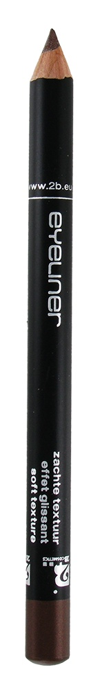 2B Cosmetics Eyeliner 03 brown
