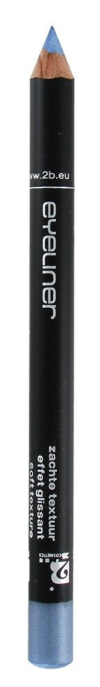 2B Cosmetics Eyeliner 06 blauw