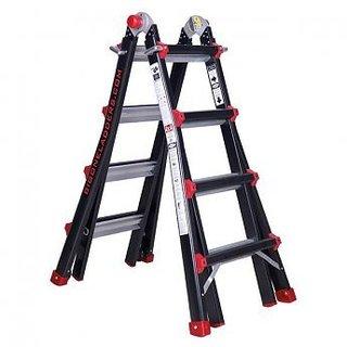 Big One Ladder telescopisch 4x4