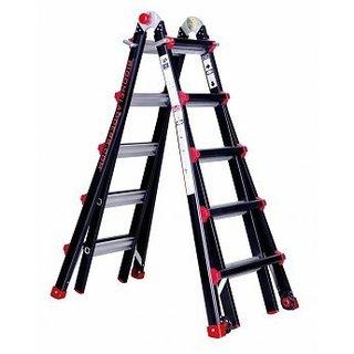 Big One Ladder telescopisch 4x5