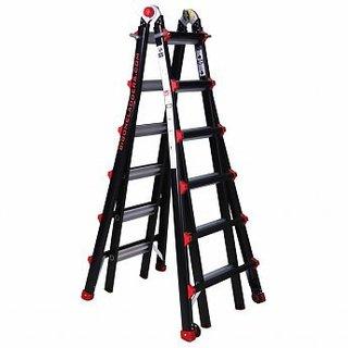 Big One Ladder telescopisch 4x6