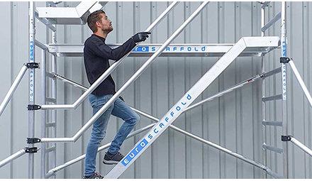 Wat is het voordeel van een trappentoren?