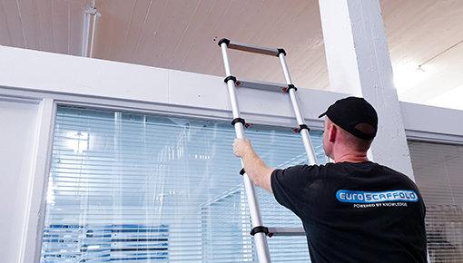 Gebruikte of 2e hands ladders extra scherp geprijsd