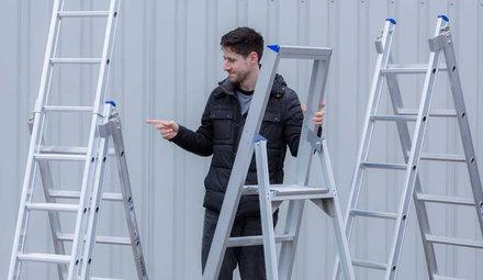 Vaktermen uitgelegd deel 2: Trappen en ladders