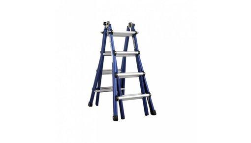 Vouwladders en telescopische ladders