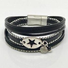 Armband Zwart