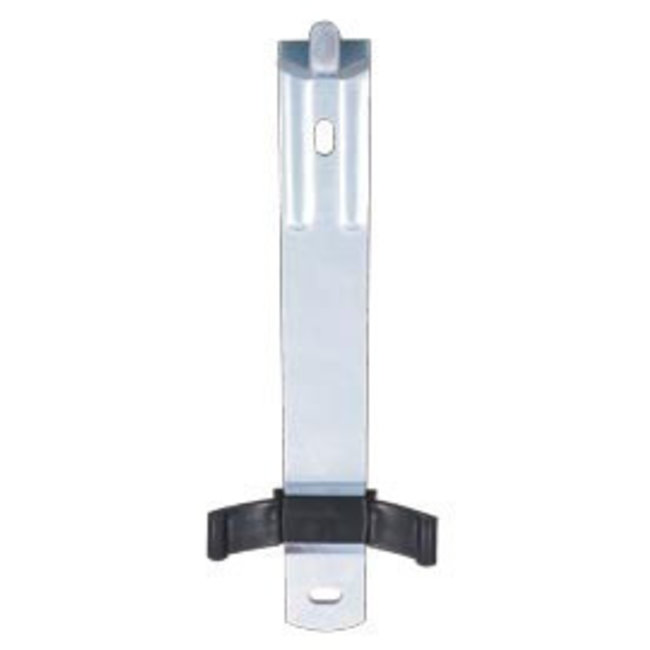 FireDiscounter Metal wall bracket for a CO2- fire extinguisher 2kg