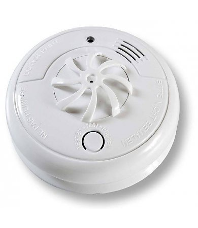 FITO FITO heat detector with 9V battery