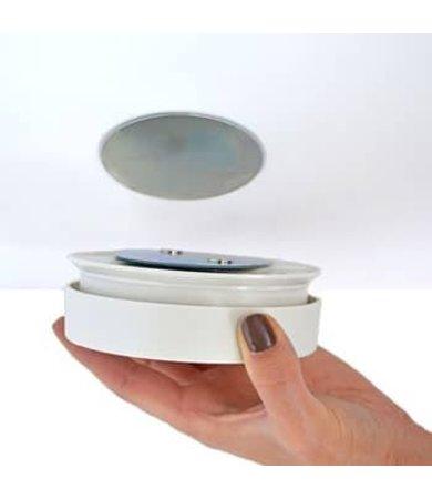 FireDiscounter Kit de montage magnétique pour détecteur d'incendie