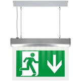 Smartwares noodverlichting bord LED