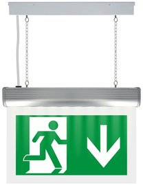 Smartwares Smartwares emergency lighting sign LED