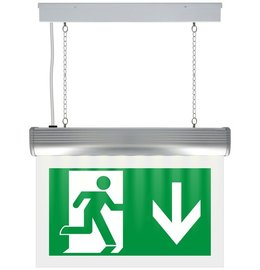 Smartwares emergency lighting sign LED