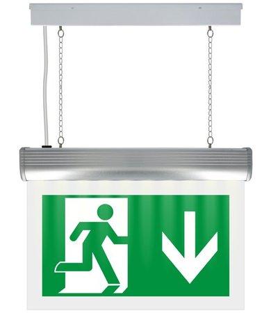 Smartwares Smartwares plaque d'éclairage de sécurité DEL