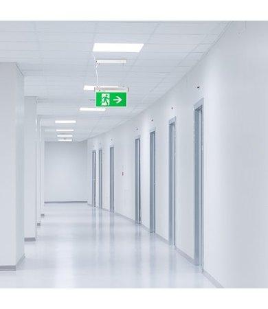Smartwares Smartwares emergency lighting sign LED