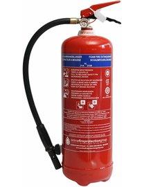 FireDiscounter Brandblusser schuim 6l (AB) - Geen benor