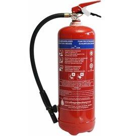 Fire extinguisher foam (AB) 6l - Home use