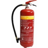 Brandblusser poeder 6kg (ABC) - Geen Benor