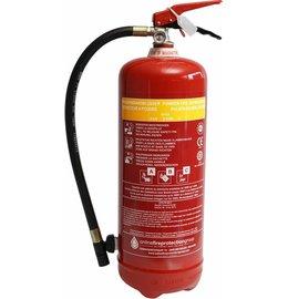 Fire extinguisher powder 6kg (ABC)