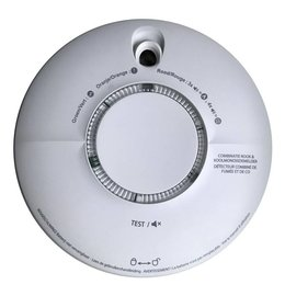 Fire Angel combo smoke and CO detector with 10 year battery
