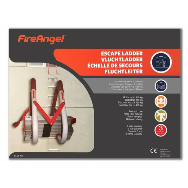 Fire Angel Fire Angel escape ladder 4,5m