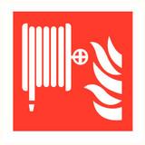 Pictogramme robinet d'incendie armé