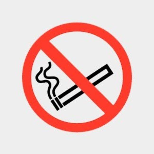 Pikt-o-Norm Pictogram no smoking
