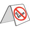 Pikt-o-Norm Pictogram verboden te roken